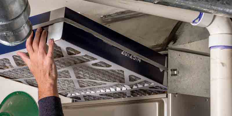 How to Install and Replace Furnace Filters