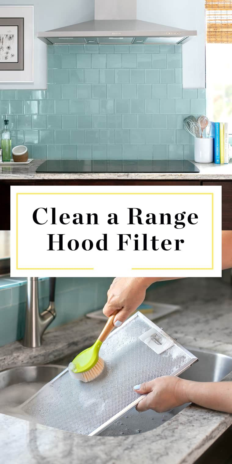 7 Easy Tips to Clean & Maintain Range Hood