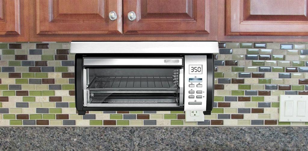 best under cabinet toaster