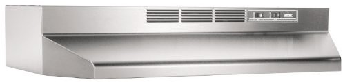 BROAN-NUTONE 413004, 30 Inches Under Cabinet Range Hood