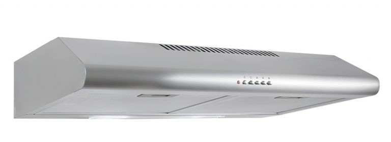 COSMO 5MU30 30 Inches Under Cabinet Range Hood With Slim Kitchen Stove Vent