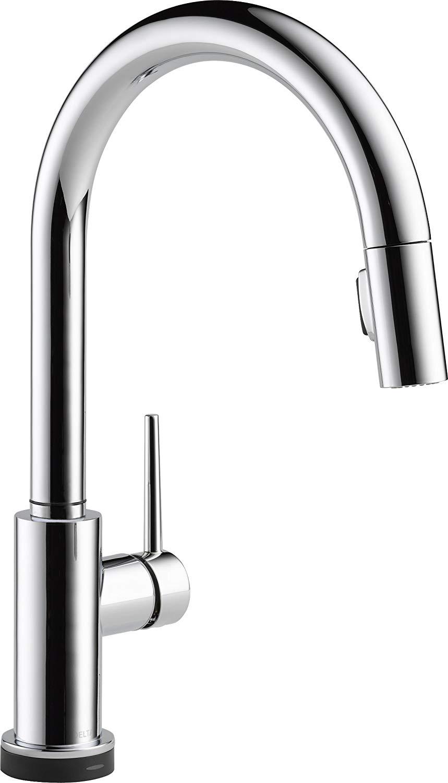 Delta Faucet Trinsic Single-Handle Touch Kitchen Sink Faucet
