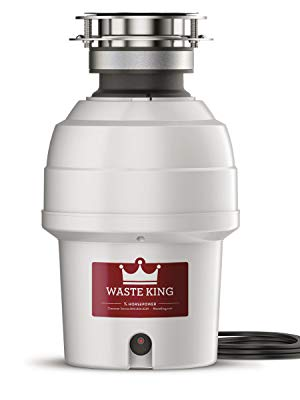 Waste King 9940 Continuous Feed Garbage Disposal