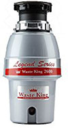 Waste King L-2600 Garbage Disposal Legend Series