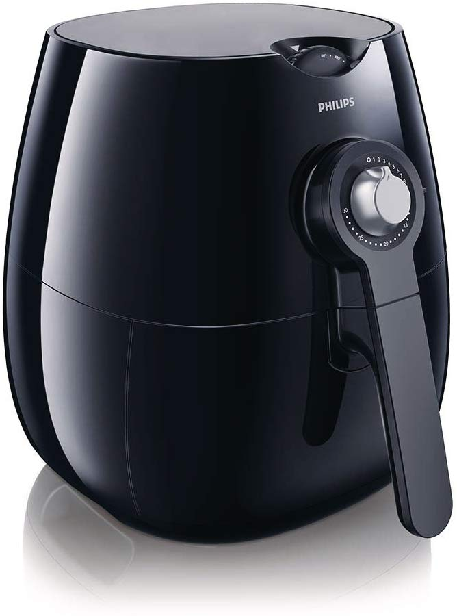 Philips Starfish Technology Airfryer Black HD9220