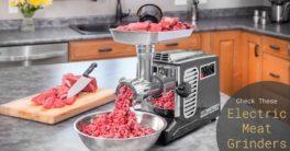 best-electric-meat-grinders-reviews
