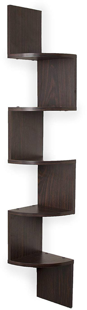 Danya B Decorative Floating Shelf Unit