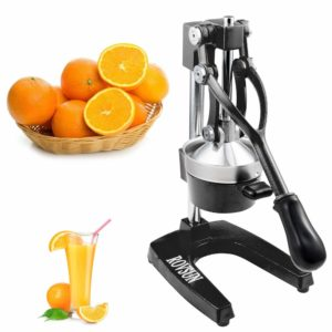 ROVSUN Commercial Grade Citrus Juicer Hand Press Manual Fruit Juicer Juice Squeezer Citrus Orange Lemon Pomegranate