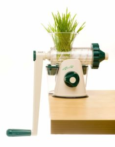 The Original Healthy Juicer Lexen GP27 Manual Juicer