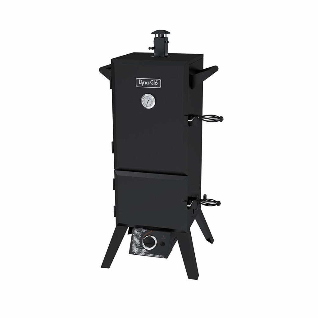 Dyna-Glo DGY784BDP 36 inch Vertical LP Gas Smoker