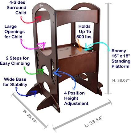 Little Partners' Kids Learning Tower