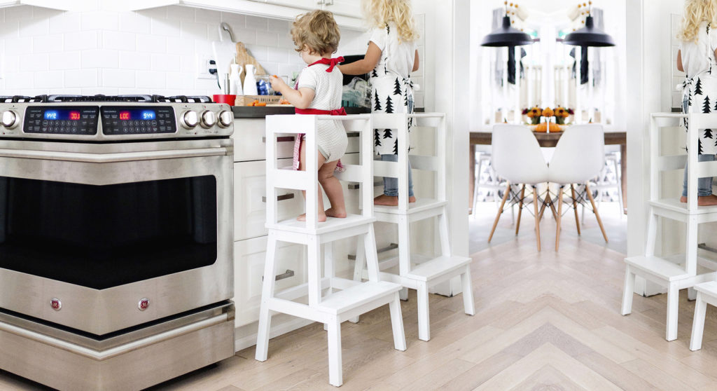 todder childrens kitchen step stool
