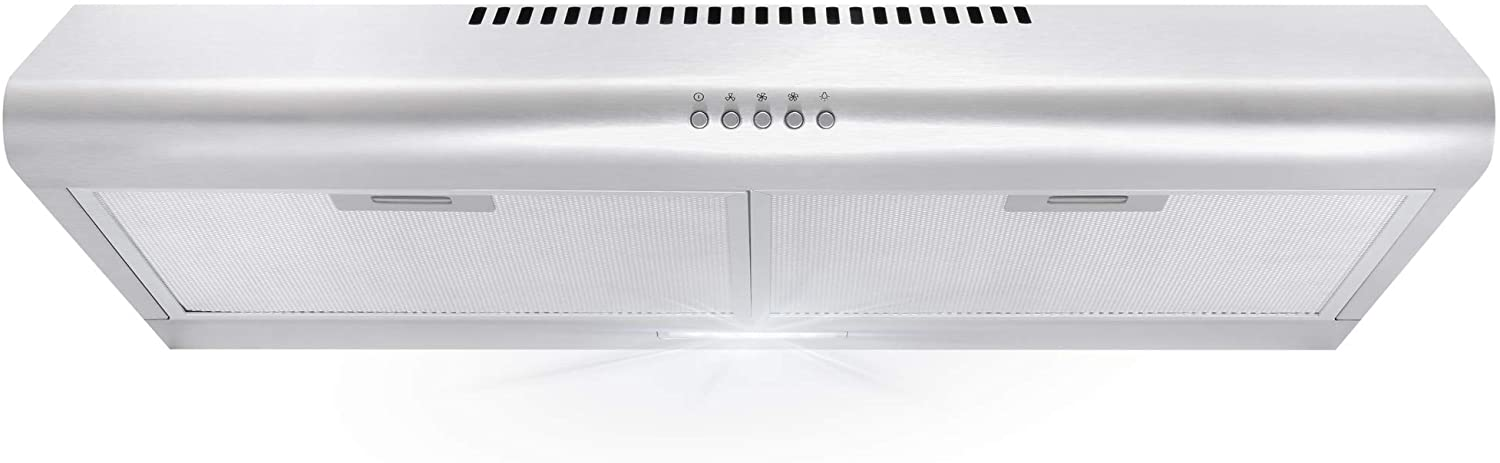Cosmo 5MU30 30 in. Under Cabinet Range Hood with Ducted