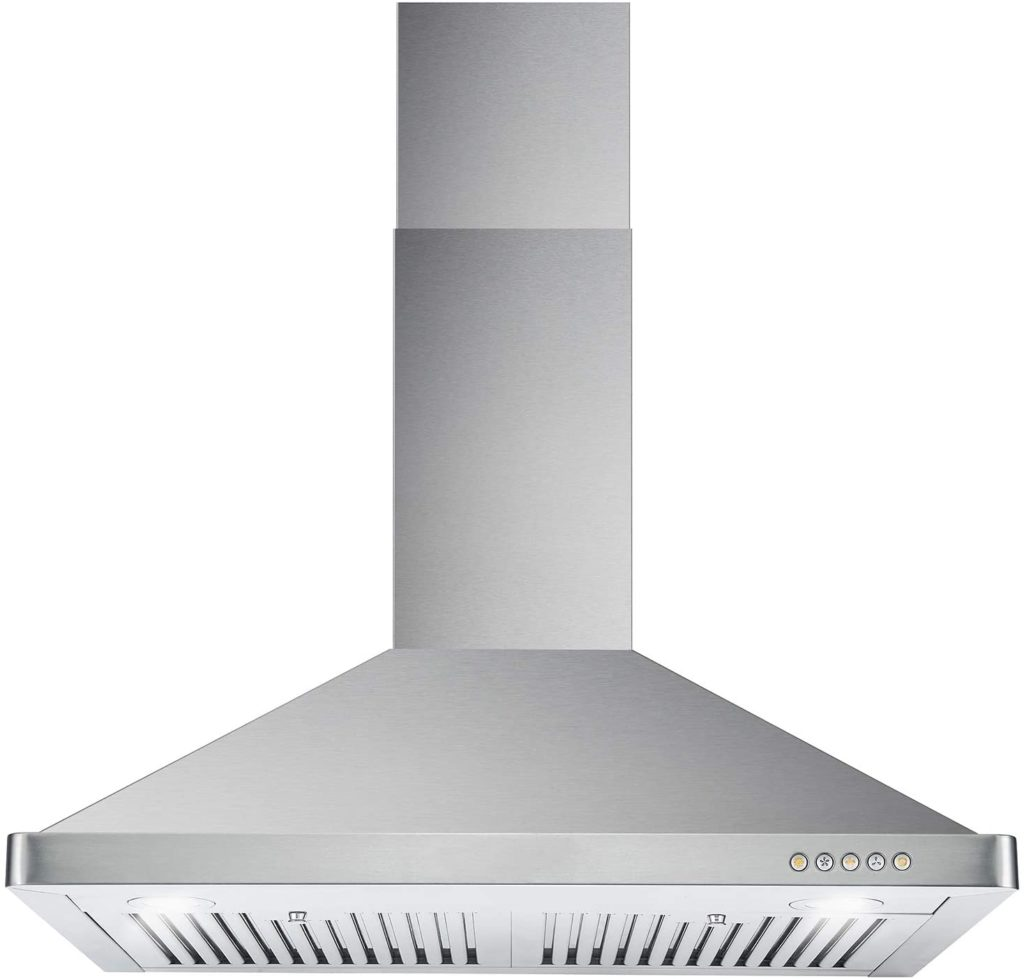Cosmo 63175 30 in. Wall Mount Range Hood Review
