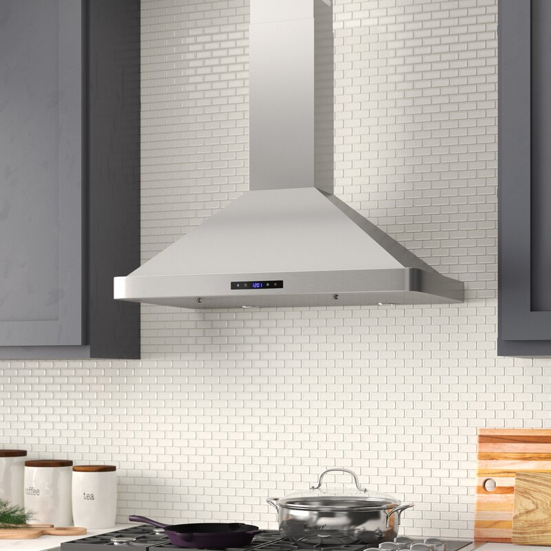 What is the best CFM for a convertible range hood?