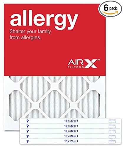 AIRx ALLERGY MERV 11 Pleated Air Filter