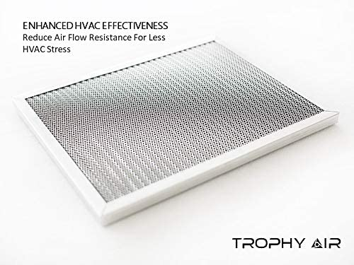 Trophy Air 20x25x1Pleated Electrostatic Air Filter Replacement