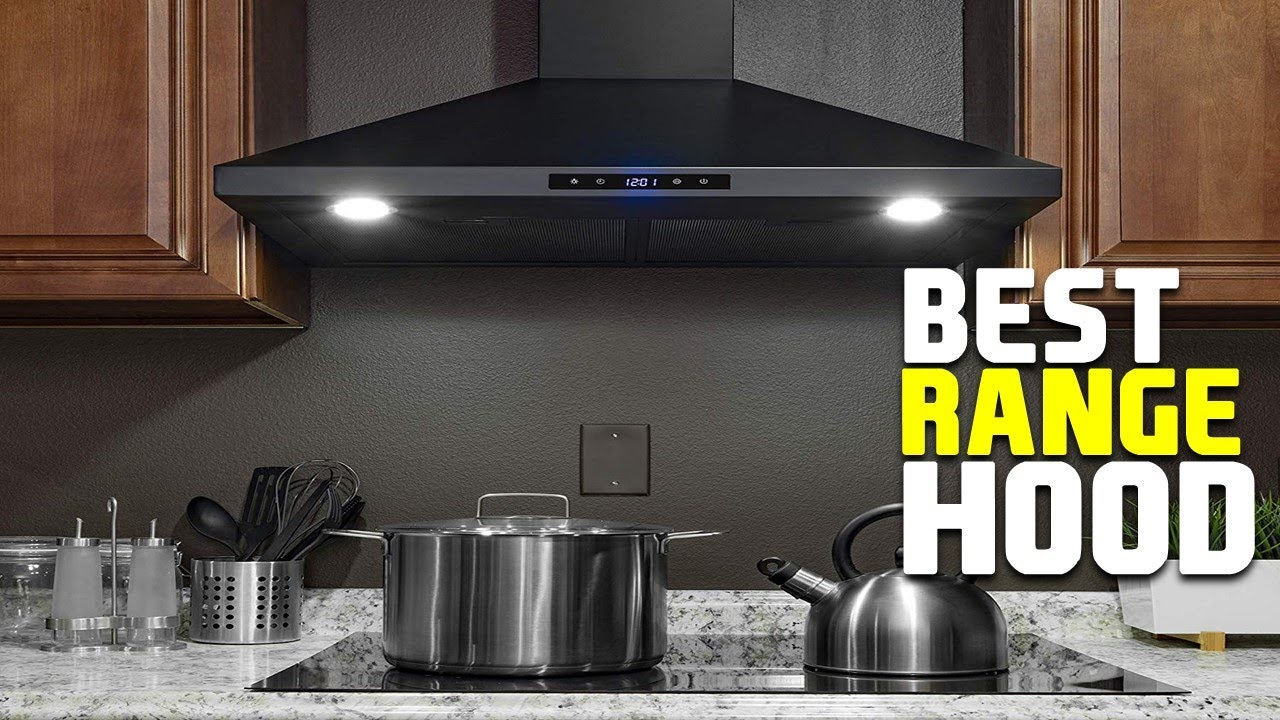 The Best Range Hood for Gas Stoves Buyer's Guide